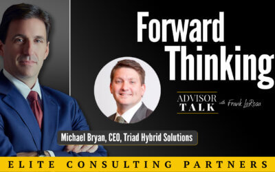Ep.54: Forward Thinking – An Interview with Michael Bryan, CEO, Triad Hybrid Solutions